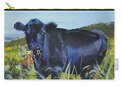 Cows Dartmoor Carry-all Pouch