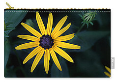 Black-eyed Susan Carry-all Pouch by William Tanneberger