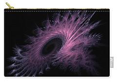 Black Hole Expanding Fractal Art Carry-all Pouch