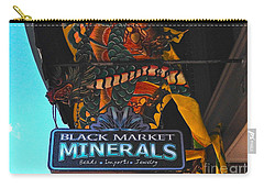 Black Market Minerals Carry-all Pouch