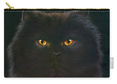Black Persian Carry-all Pouch