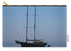 Black Ship Carry-all Pouch by George Katechis