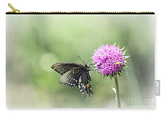 Black Swallowtail Dreaming Carry-all Pouch