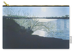 Black Swan Lake Carry-all Pouch