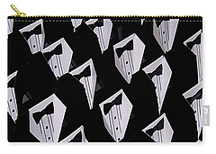 Black Tie Affair Carry-all Pouch