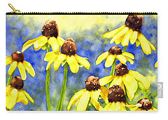 Blackeyed Beauties Carry-all Pouch