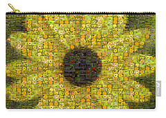 Blackeyed Suzy Mosaic Carry-all Pouch