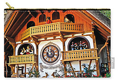 Blackforest Cuckoo Clock Carry-all Pouch