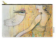 Blanche Carry-all Pouch