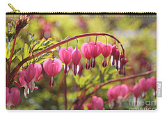 Bleeding Heart Carry-all Pouch