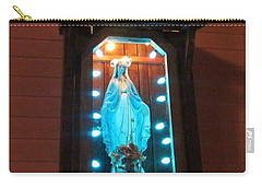 Blessed Mary - New Orleans La - Www.rocknbowl.com Carry-all Pouch