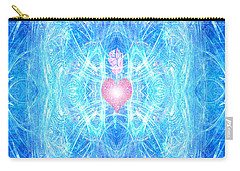 Blessed Mother Mary Carry-all Pouch