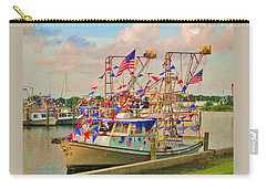 Blessing Of The Fleet Carry-all Pouch