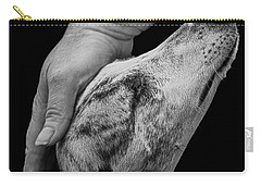 Blind Faith Carry-all Pouch by Linsey Williams