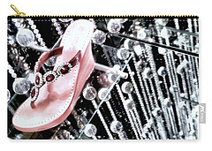 Carry-all Pouch featuring the photograph Bling  by Robert McCubbin
