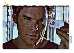 Blood Slide Dexter Carry-all Pouch