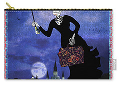 Bloody Mary Poppins Carry-all Pouch by Tammy Wetzel