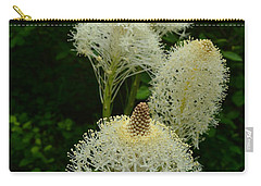 Blooming Bear Grass Carry-all Pouch