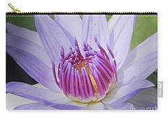 Carry-all Pouch featuring the photograph Blooming For You by Chrisann Ellis