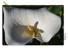 Blooming Lily Of San Francisco Carry-all Pouch