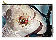 Blooming Magnolia Carry-all Pouch