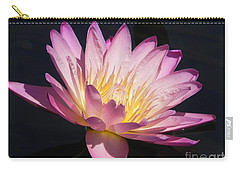 Carry-all Pouch featuring the photograph Blooming With Beauty by Chrisann Ellis