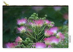 Blooms Of The Mimosa Tree Carry-all Pouch