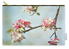 Blossom Branch Carry-all Pouch