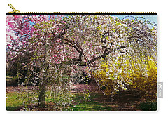 Blossoms Potpourri II Carry-all Pouch