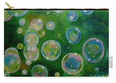 Blowing Bubbles Carry-all Pouch