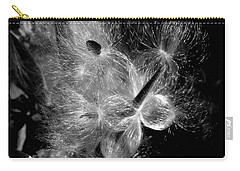 Carry-all Pouch featuring the photograph Blowing In The Wind by Lucinda Walter