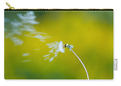 Carry-all Pouch featuring the photograph Blown Away by Sebastian Musial