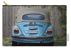 Blue Bug Carry-all Pouch