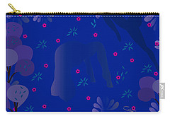 Blue Dance - Limited Edition  Of 30 Carry-all Pouch