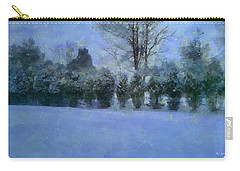 Blue Dawn Carry-all Pouch by RC deWinter