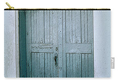 Blue Doors On Brewer Street Carry-all Pouch