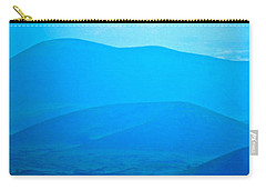 Blue Hills To Maunakea Carry-all Pouch