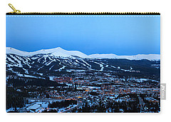 Blue Hour In Breckenridge Carry-all Pouch