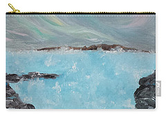 Blue Lagoon Iceland Carry-all Pouch