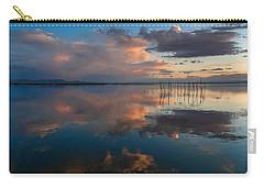Blue Lagoon. Valencia Carry-all Pouch