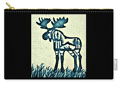 Blue Moose Carry-all Pouch