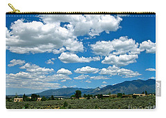 Blue Mountain Skies Carry-all Pouch
