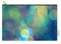 Blue Of The Night Carry-all Pouch by Jan Bickerton