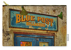 Blue Post Billiards Carry-all Pouch