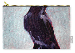 Blue Raven Carry-all Pouch