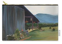 Blue Ridge Vineyard Carry-all Pouch