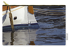 Blue Rudder Carry-all Pouch