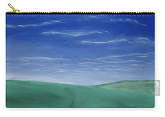 Blue Skies Ahead Carry-all Pouch