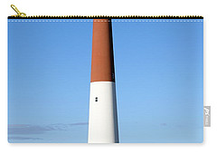 Blue Sky Blue Sea  And Barnegat Light Carry-all Pouch