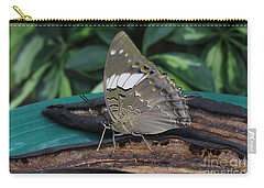 Blue-spotted Charaxes Butterfly Carry-all Pouch